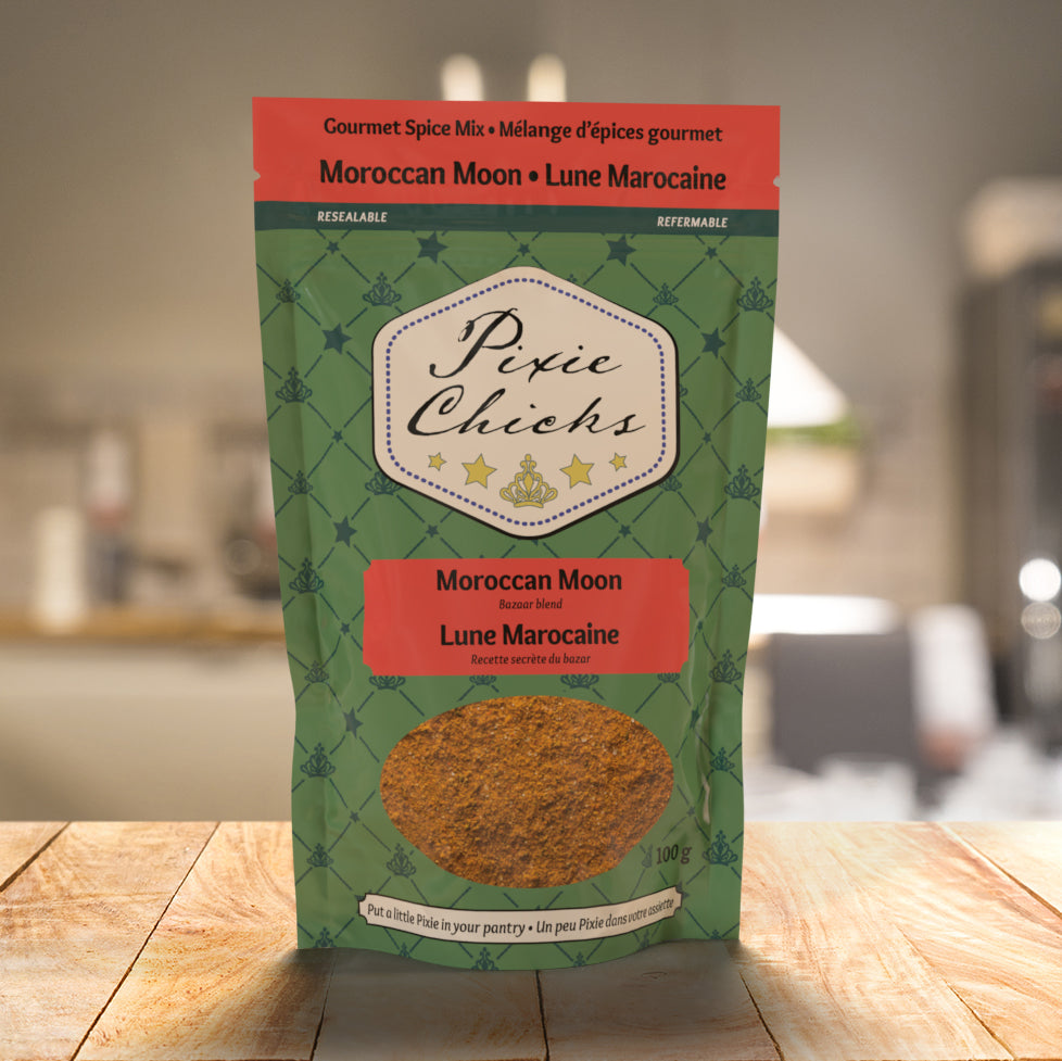 Moroccan Moon - 100g Pouch