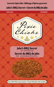 Jake's BBQ Secret - 100g Pouch