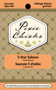 5-Star Salmon - 30g Packet