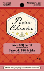 Jake's BBQ Secret - 30g Packet