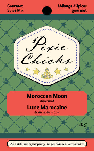 Moroccan Moon - 30g Packet