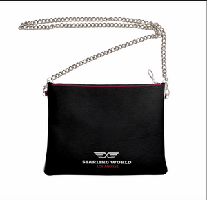 Purse-Crossbody bag with chain