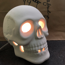 Load image into Gallery viewer, Skull with Light