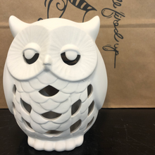 Load image into Gallery viewer, Owl Lantern
