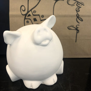 Pig Pudgy Party Bank