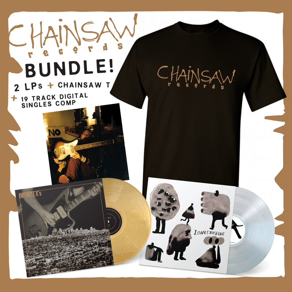 *PREORDER* Chainsaw Records Bundle