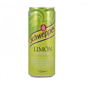 schweppes limon 33cl