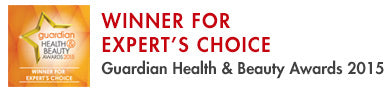 guardian Winner for Expert's Choice award 2015