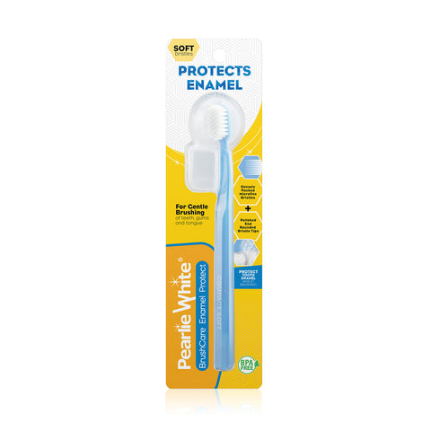 BrushCare Enamel Protect Adult Soft Toothbrush