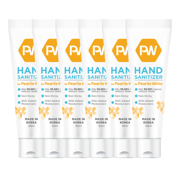 PW Hand Sanitizer 50ml – Six Pack