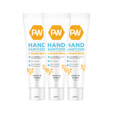 PW Hand Sanitizer 50ml – Triple Pack
