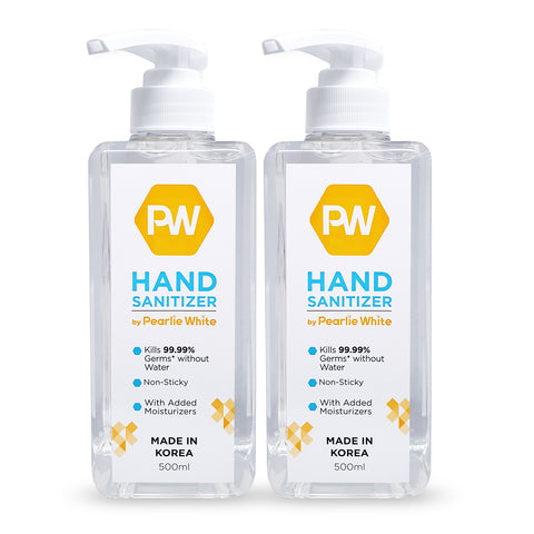 PW Hand Sanitizer 500ml - Twin Pack