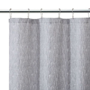 "Dainty Home Moderna 70"" x 72"" in. Shower Curtain"