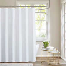 "Load image into Gallery viewer, Dainty Home Moderna 70"" x 72"" in. Shower Curtain"