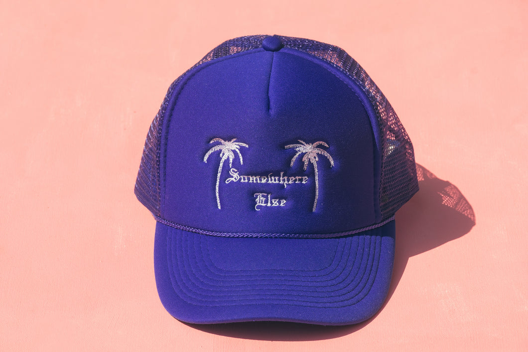 Somewhere Else Trucker Hat
