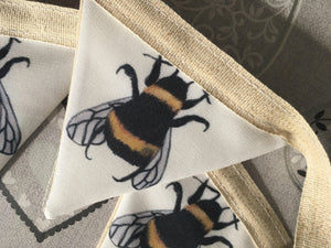Bee bunting, garland, decor, gift idea, party decor