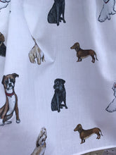 Load image into Gallery viewer, cotton dog scarf, gift, accessory