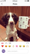 Load image into Gallery viewer, Spaniel, springer spaniel, mug, tea mug, for spaniel lovers, springer spaniel gift