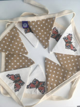 Load image into Gallery viewer, Butterfly bunting, garland, decor