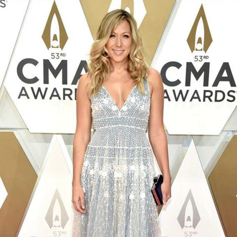 colbie caillat at the CMAs