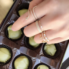 Liven rings and candy!
