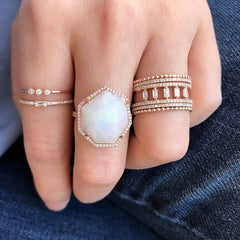 A Selection of Liven rings