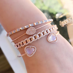 Curb Chain Bangle