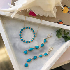 turquoise jewelry from Liven