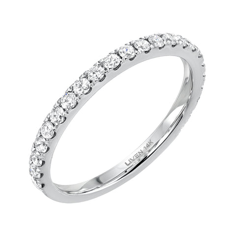 Diamond Three Quarter Band