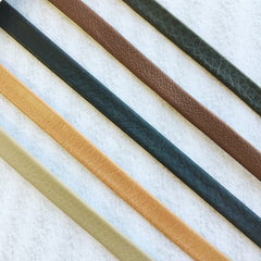 Available leather colors