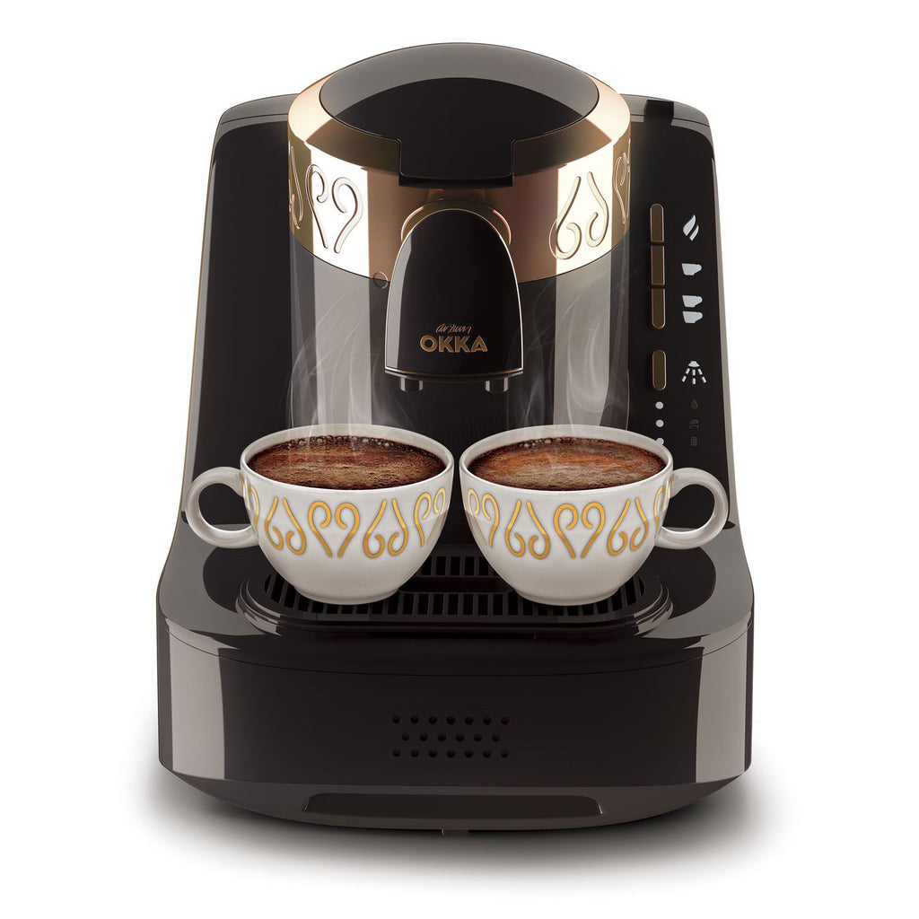 Kafette Turkish Coffee Machine by Okka - Copper