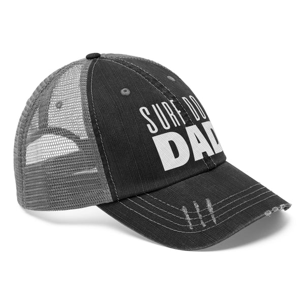 Surf Dog DAD - Unisex Trucker Hat