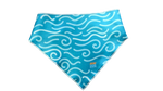 Blue Wave Bandana