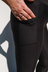Full Length Legging Black