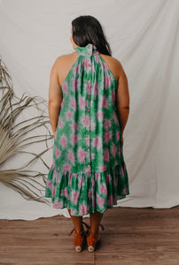 "Floral Spray ""Flora"" Dress"