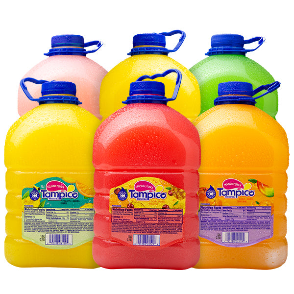 Tampico Fruit Punches Case Klg Investments Ltd