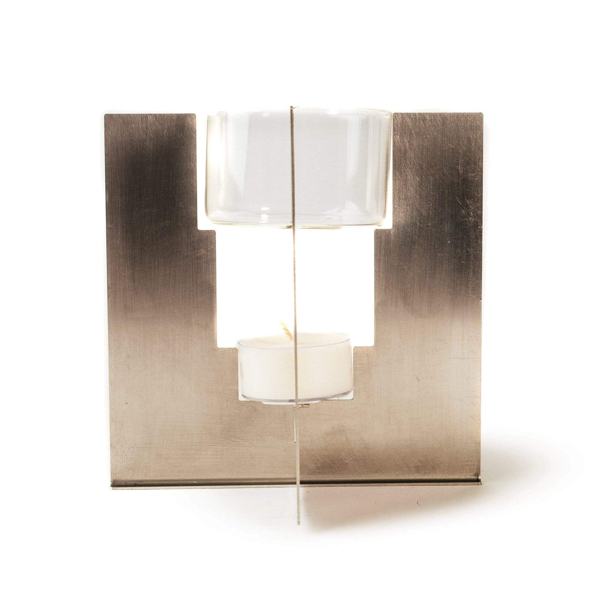 Fragrance Oil Burner - Stainless Steel