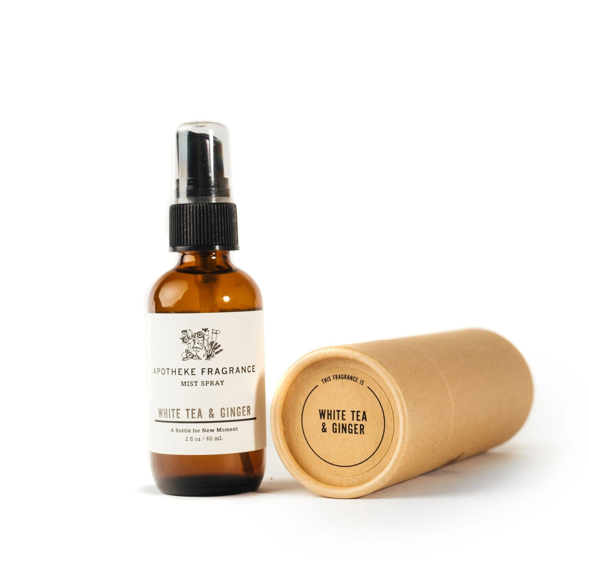 Mist Spray - WHITE TEA & GINGER
