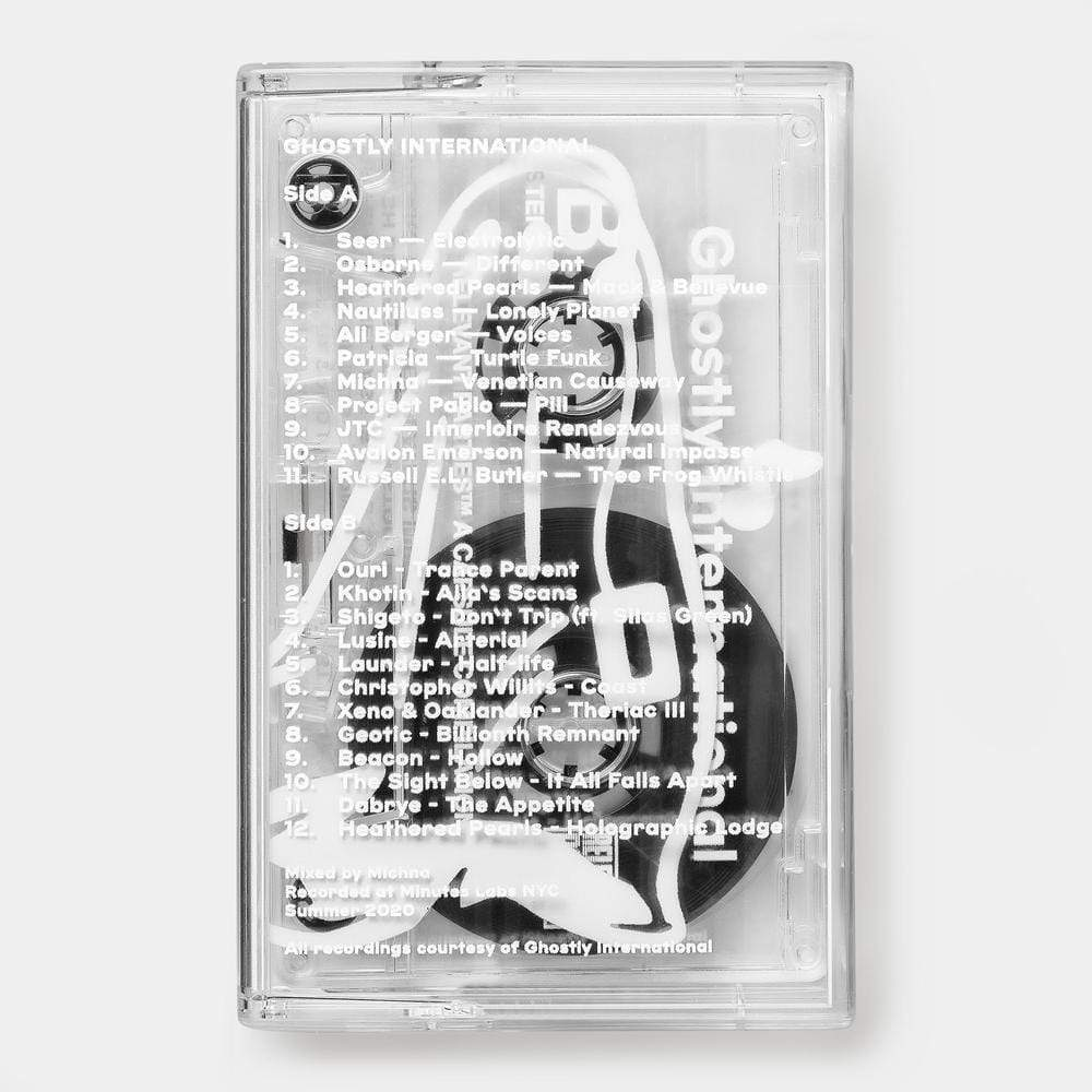 Carhartt WIP Accessories Relevant Parties - Ghostly Mixtape