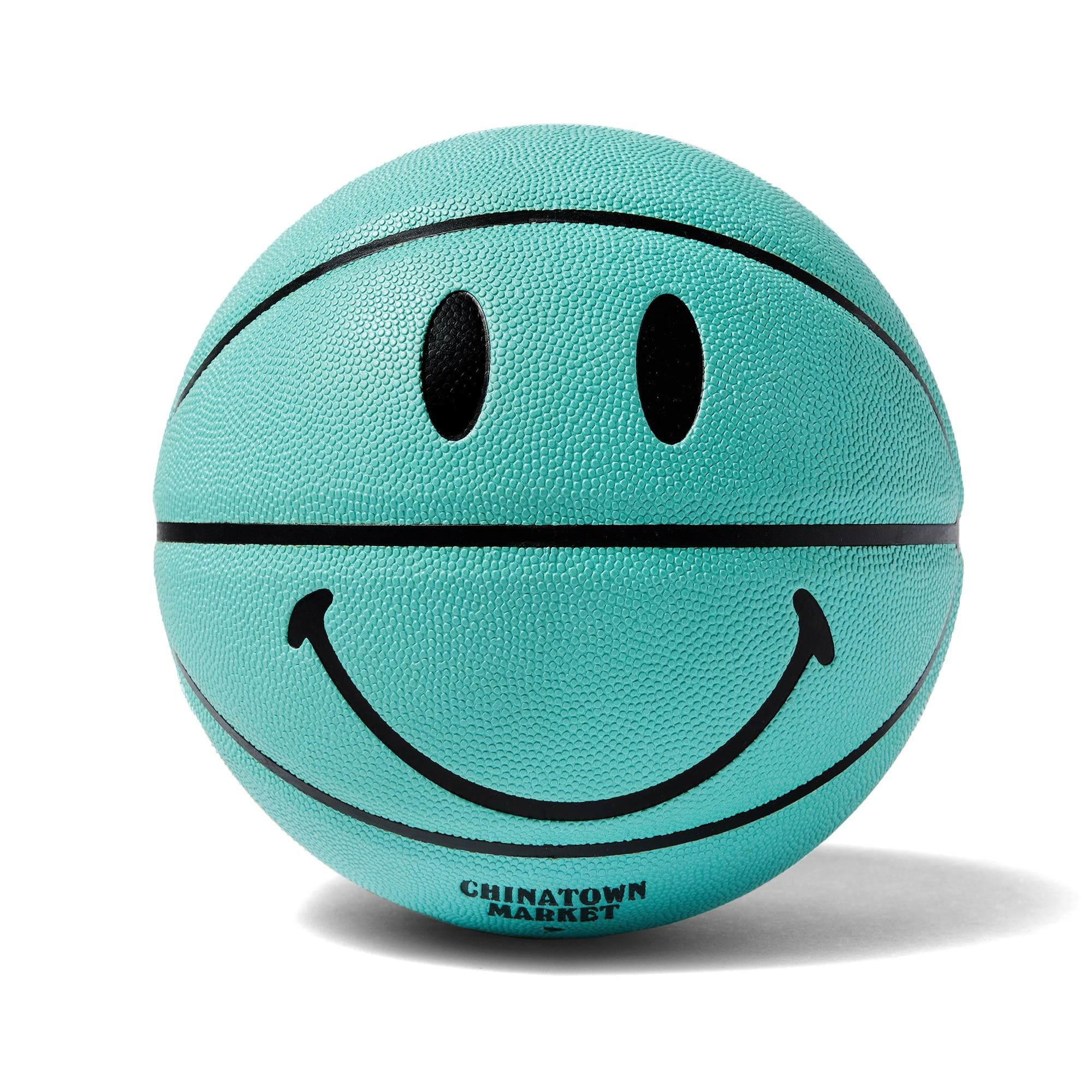 China Town Market Accessories Smiley Breakfast Basketball