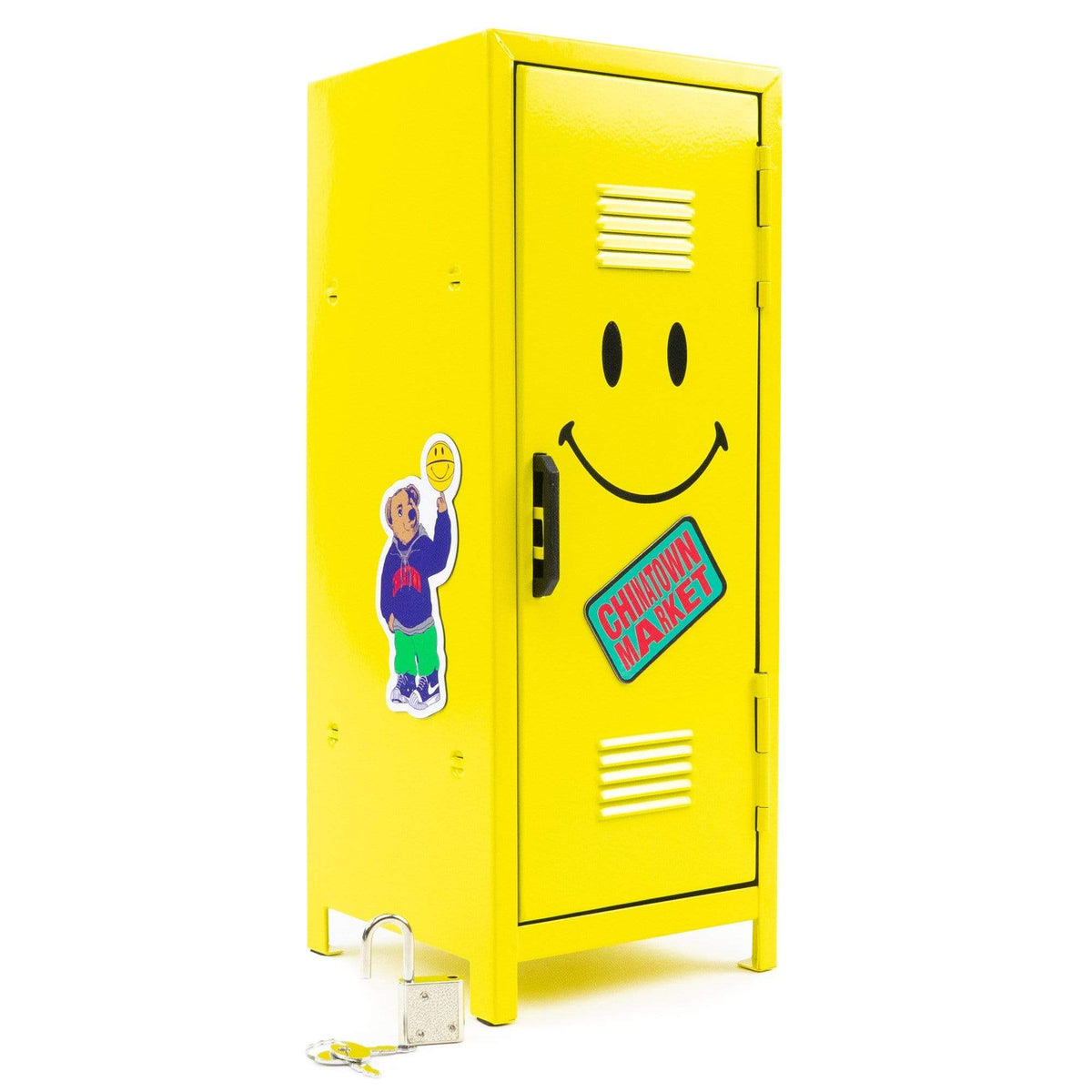 China Town Market Accessories Smiley Mini Locker