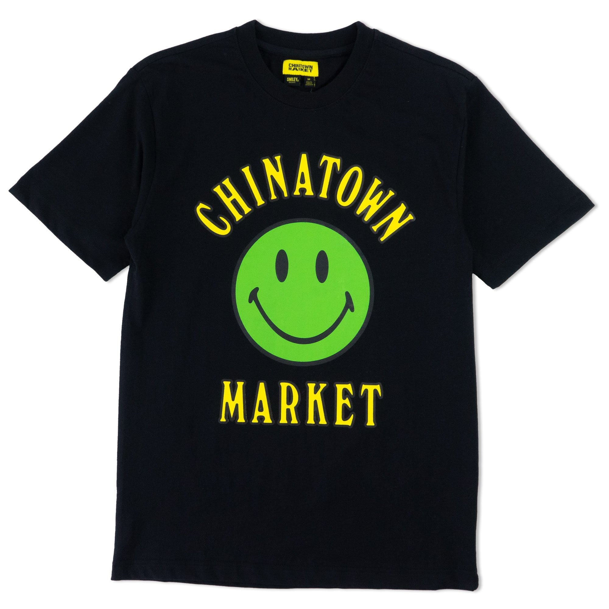 China Town Market T-Shirts S Smiley Multi Tee