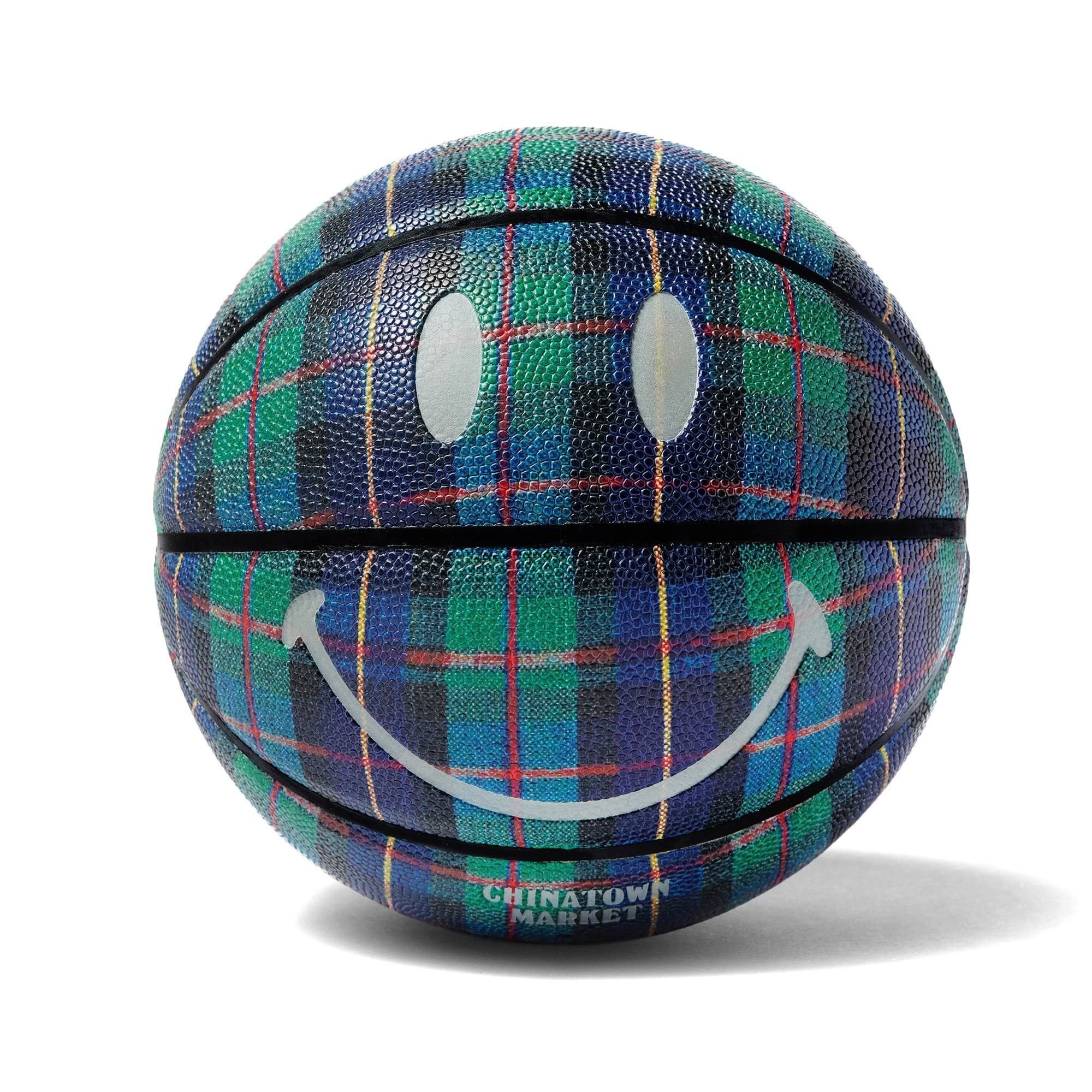 Chinatown Market Accessories Smiley Ivy League Tartan Basketball