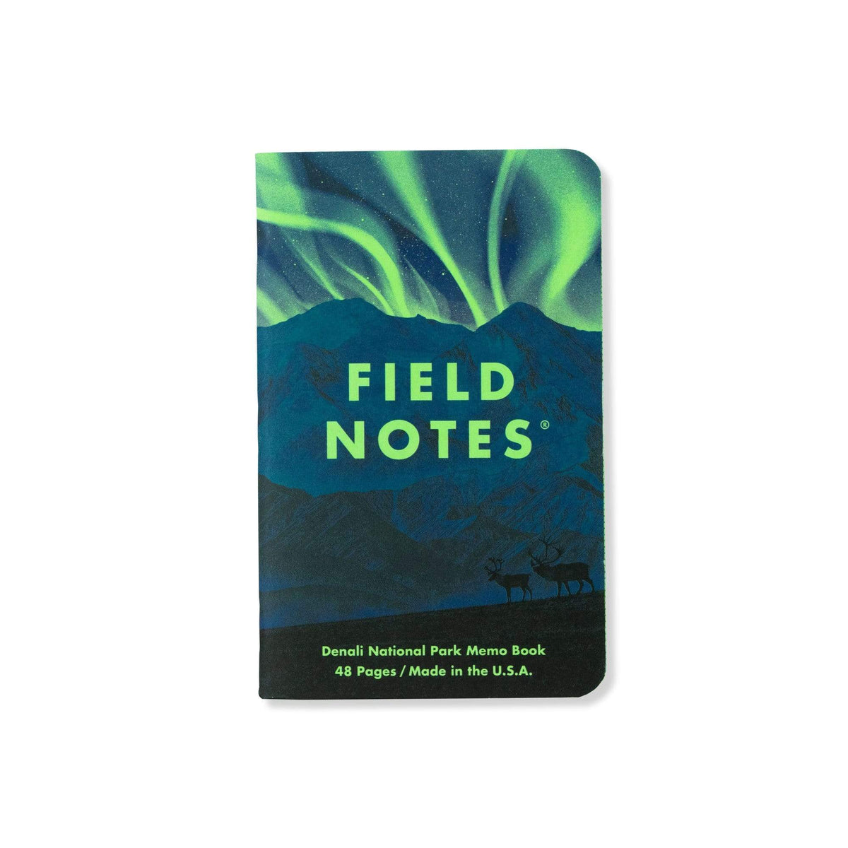 Field Notes Notizbücher Series E National Parks Series E (3er Pack)