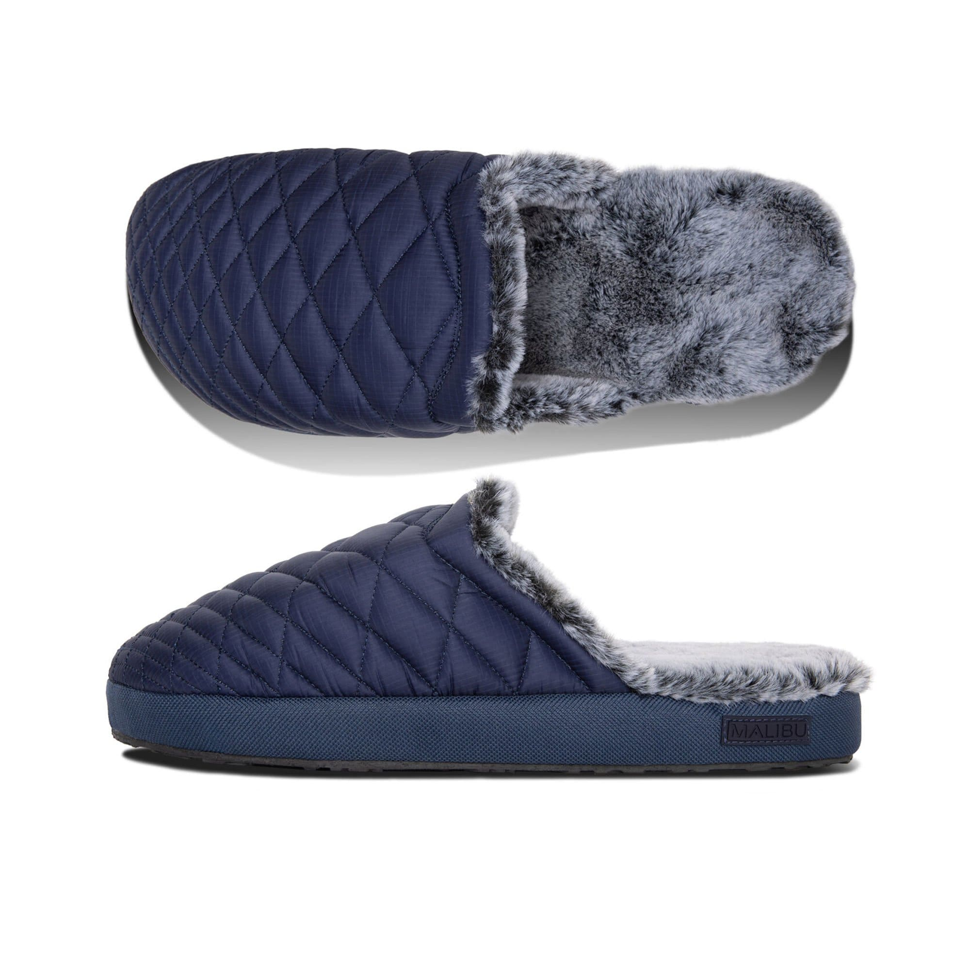 Malibu Sandals Schuhe EU 41/42 / Navy Colony Mule Slipper