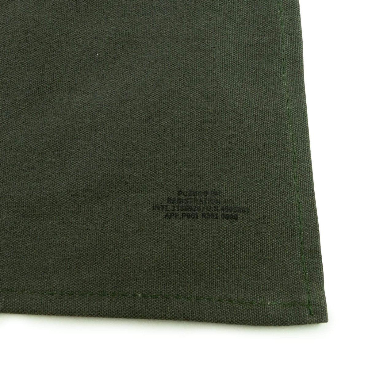 Waxed Cotton Placemat