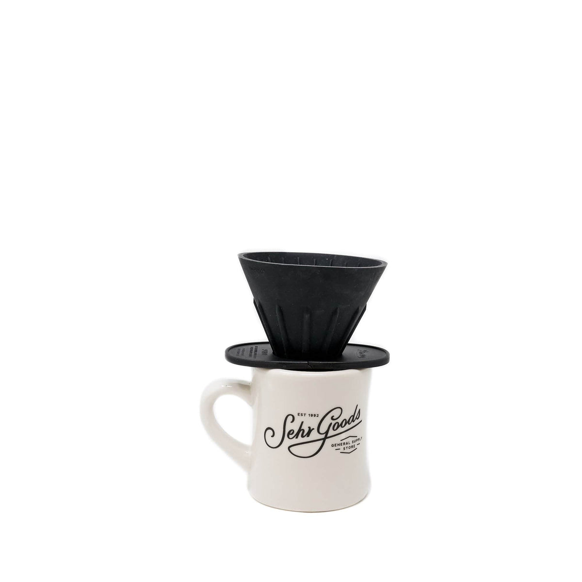 Coffee Dripper Cave Reversible
