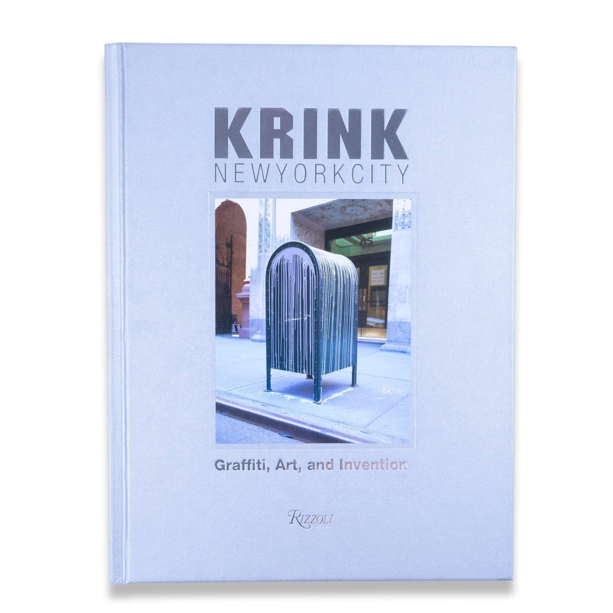 Rizzoli New York Bücher KRINK New York City: Graffiti, Art, and Invention (Englisch)