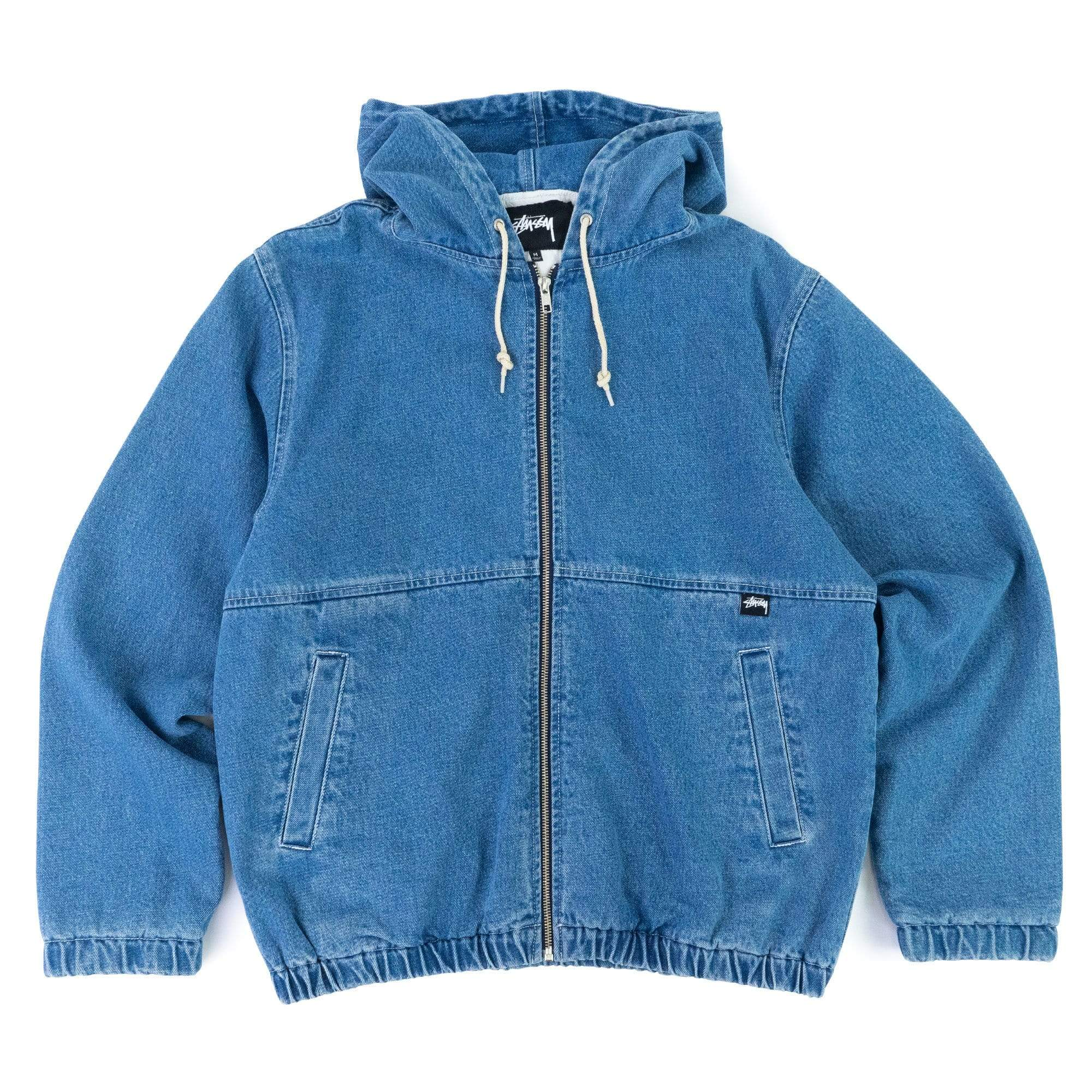 Stüssy Jacken M Denim Work Jacket