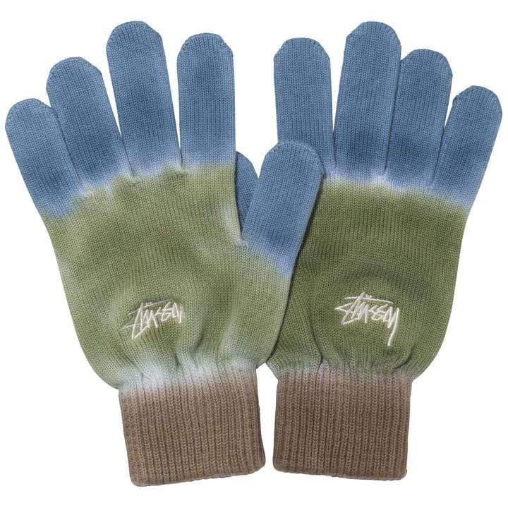 Stüssy Accessories S/M Earth Day Knit Gloves